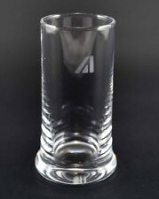 ALITALIA first class VINTAGE spirit glass JOE COLOMBO Linea 72 IMER Favata