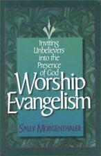 Worship Evangelism, Morgenthaler, Sally, Good Book