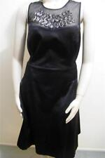 CITY CHIC SIZE XL BLACK STUNNING BEADED DRESS