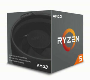AMD Ryzen™ 5 1600 with Wraith Stealth CooleR 6-core,12-thread AM4 PROCESSOR NEW