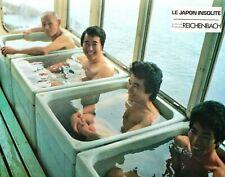 LE JAPON INSOLITE - François Reichenbach - SET 9 PHOTOGRAPHIES D'ÉPOQUE (1980)