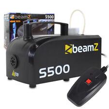 Beamz 160.434 S500 Smoke Machine 500W
