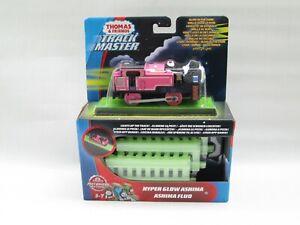 Thomas the Tank Engine Track Master Motorised Glow In The Dark Hyper Glow Ashima