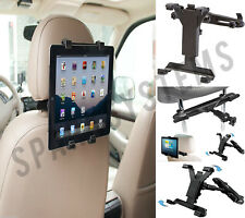 """Car Holder Mount for Apple IPad Samsung any 7-10"""" Universal for Back Seat"""
