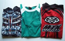 3 Youth Shirts MTX Motocross LS, Brothers Hoodie LS & Nike SS M (10-12) Medium