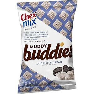 Muddy Buddies Cookies & Cream