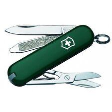 "VICTORINOX Schweizer Messer ""Classic SD"" dunkelgrün"