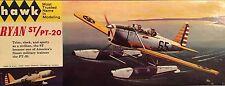 Hawk RYAN ST/PT-20 Kit# 510-100 Vintage 1960's **Estate Sale **
