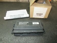 26400 Fisher plow isolation module white label