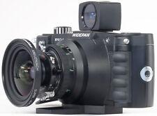 WIDEPAN WP617-A Panoramic + 90mm 5.6 Super Angulon XL 110° + Center Filter IVa