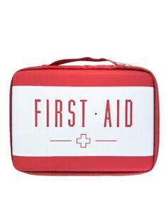 First Aid Kit Storage Bag