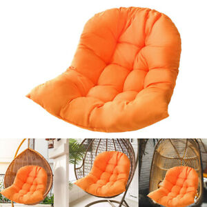 Replacement Hanging Chair Cushion Soft Outdoor Indoor Pads Cover No Chair