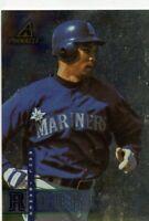Raul Ibanez 1998 Pinnacle Plus Rookie Card #94 Seattle Mariners