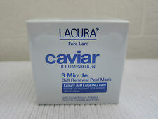 lacura caviar illumination 3 minute Cell renewal Peel Mask - New