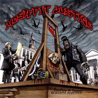 MOSHPIT JUSTICE - Justice is Served (BAY AREA THRASH METAL*OVERKILL*FORBIDDEN)