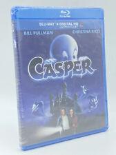 Casper (Blu-ray+Digital HD, 2014) NEW  Christina Ricci