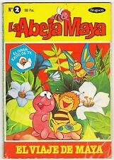 Maya the bee #: 2 (10 Albums COMPLETE COLLECTION) Bruguera, 1978.