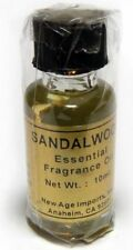 Sandalwood Essential Oil Fragrance India Aroma Oils 10 ml & Free Shippingl