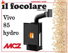 INSERTO PELLET MCZ VIVO 85 HYDRO 22,3 KW VENTILATO IDRO - PELLET STOVE -