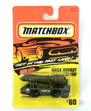 Matchbox Nasa Rocket Transporter #60 in Original Sealed Package 1995 VTG