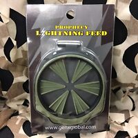 NEW Gen X Global GxG Lightning Prophecy Speed Feed Fast Gate - Olive