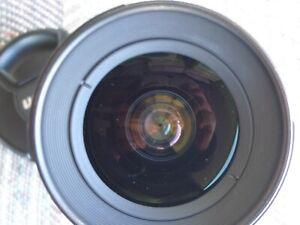 NIKON AF-S Nikkor  17-35mm F2.8 D. ED IF .Ex