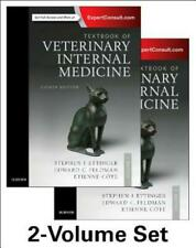 Textbook of Veterinary Internal Medicine Expert Consult by Stephen J Ettinger