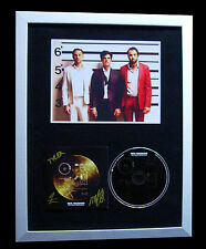 MINI MANSIONS+SIGNED+FRAMED+GREAT PRETENDERS=100% AUTHENTIC+EXPRESS GLOBAL SHIP