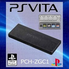 Official Sony PS Vita  2 in 1 Game + Memory Card Holder Protective Carry Case