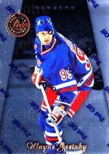 1997-98 Pinnacle Certified #100 Wayne Gretzky
