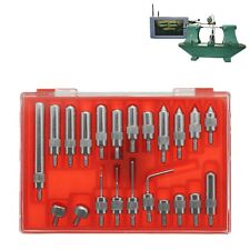 22Pcs Steel Indicator Point Set 4-48 Thread For Dial & Test Indicators Standard