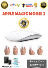 Genuine ufficiale di Apple Magic Mouse 2 wireless ricaricabile multi-touch usato