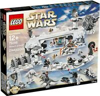 BOX DAMAGE - LEGO Star Wars 75098 - Assault on Hoth™ NUOVO