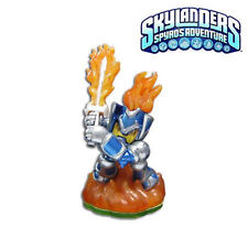 SKYLANDERS SERIES 1 IGNITOR WITH CARD.STICKER & UNSED CODE NEW/LOOSE FIGURE