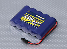 LSD Turnigy NI-MH Battery pack 6V 2300mAh Receiver Series Flat Form