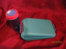Tupperware  Brotdose/Lunchbox  + Schlumpf