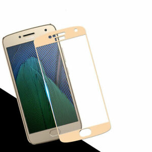9H Full Cover Tempered Glass Toughened Protective Film For Motorola G5 G5s plus