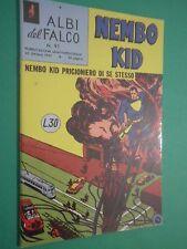 CY   ALBI DEL FALCO NEMBO KID (Superman) N. 91 Ristampa Anastatica