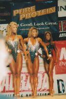 Muscle Girls BODYBUILDING Found Photo GENE MOZEE COLLECTION Pretty Women 812 20