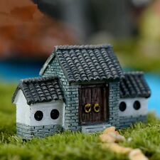 Miniature Dollhouse Fairy Garden ~ House - Chinese House Front Door