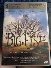 New listing Big Fish (Dvd, 2004)