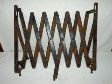 Vintage Original Antique Automobile Running Board Luggage Rack Model T Chevrolet