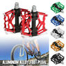 """9/16"""" Mountain Bicycle Ultralight Aluminum Alloy Bearing Pedal MTB Cycling Pedal"""