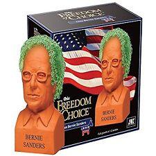 Bernie Sanders Chia Pet Freedom of Choice  Easy to do, fun to grow! Full growth