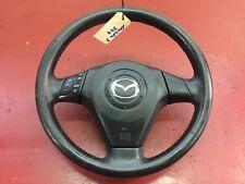 Mazda 3 Typ BK Airbaglenkrad Lederlenkrad Multifunktionslenkrad Lenkrad