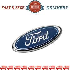 for Ford Badge Emblem Front Back Boot Trunk Logo Fiesta Mondeo Transit 115*45mm