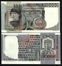 ITALIA-ITALY 50000 LIRA P 116 ONE NOTE 4RW 12FEB VF CONDITION