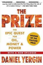 NEW - The Prize: The Epic Quest for Oil, Money & Power by Yergin, Daniel