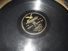 78RPM Majestic 7191 Louis Prima, Whatta Ya Gonna Do! / The Coffee Song V-
