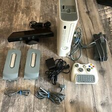 Xbox 360 60 Gb Hdd Console Bundle With Kinect, Controller Etc